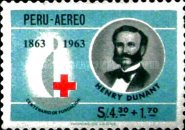 [Airmail - The 100th Anniversary of Red Cross, Typ NL1]
