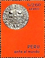 [Airmail - Peruvian Photographic Exhibition, Lima, type OH]