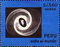 [Airmail - Peruvian Photographic Exhibition, Lima, type OI]