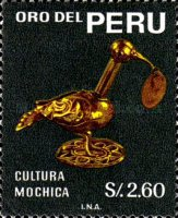 [Gold Sculptures of Mochica Culture, type OW]