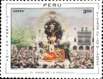 [Airmail - October Festival, Lima, type QX]