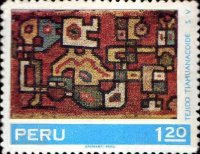 [Ancient Peruvian Textiles, type RH]