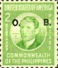 [Jose Rizal - Postage Stamp of 1941 Overprinted