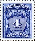 [Numeral Stamps, Typ D1]