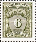 [Numeral Stamps, Typ D2]