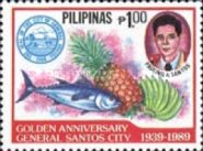 [The 50th Anniversary of General Santos City, Typ ]
