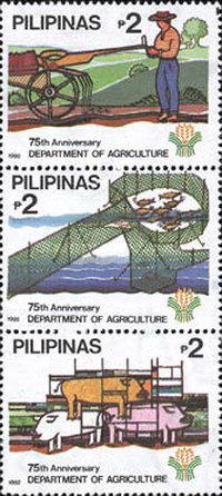 [The 75th Anniversary of Department of Agriculture, Typ ]