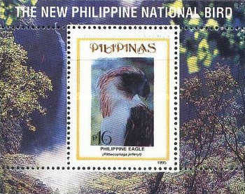 [Adoption of the Philippine Eagle as National Bird, Typ ]