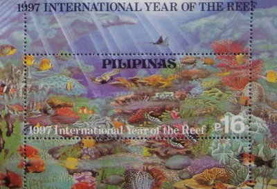 [International Year of the Reef, Typ ]