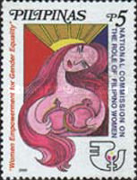 [The 25th Anniversary of National Commission on Role of Filipino Women, type ]