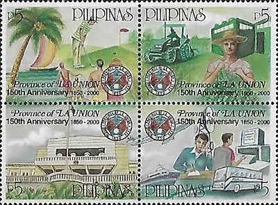 [The 150th Anniversary of La Union Province, type ]