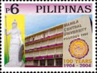 [The 100th Anniversary of Manila University, Typ ]