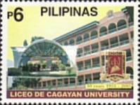 [The 50th Anniversary of Liceo de Cagayan University, Typ ]