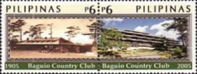 [The 100th Anniversary of Baguio Country Club, Typ ]