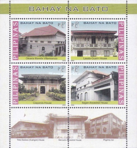 [Philipino Heritage Month - Ancestral Homes, Typ ]
