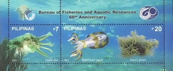 [The 60th Anniversary of BFAR - Bureau of Fisheries and Aquatic Resources, Typ ]