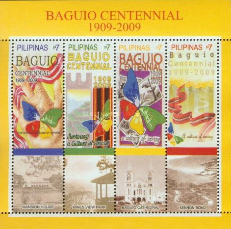 [The 100th Anniversary of the City of Baguio, Typ ]