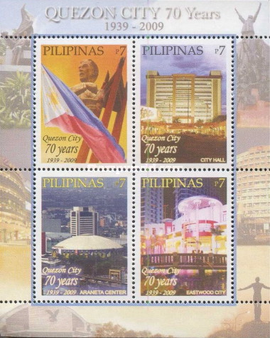 [The 70th Anniversary of Quezon City, Typ ]