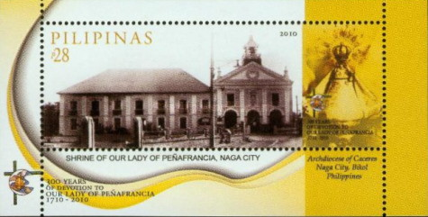 [The 300th Anniversaro of Devotion to Our Lady of Penafrancia, Typ ]