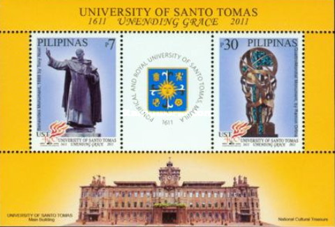 [The 400th Anniversary of the University of Santo Tomas, Typ ]