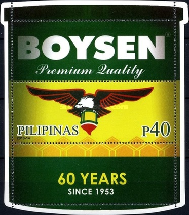 [The 60th Anniversary of the Pacific Paint (Boysen) Philippines, Inc., Typ ]