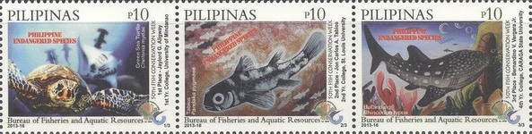 [The 50th Anniversary of the BFAR - Bureau of Fisheries & Aquatic Resources, Typ ]