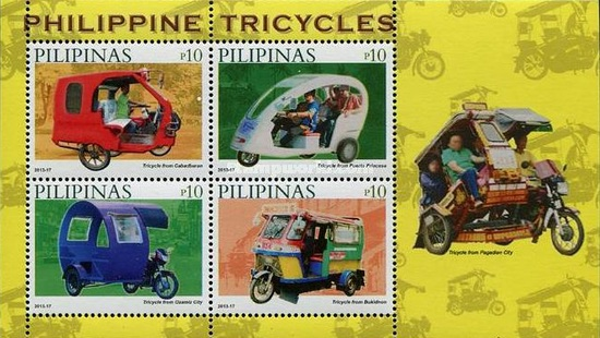 [Philippine Tricycles, Typ ]