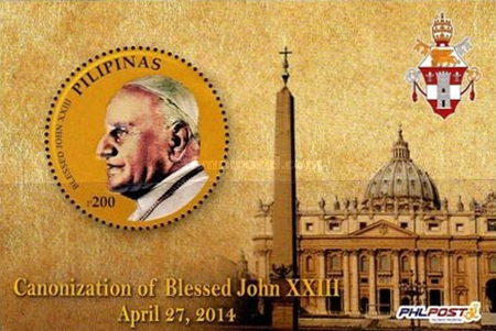 [Canonizations of Blessed John XXIII, Typ ]
