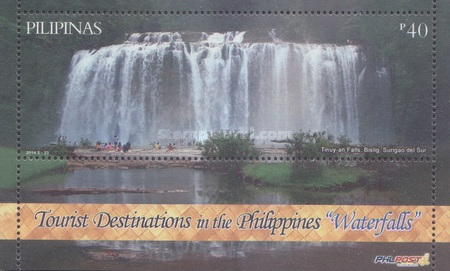 [Tourism -  Waterfalls of the Philippines, Typ ]