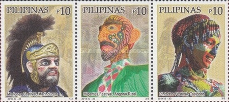 [Festival Masks of the Philippines, Typ ]