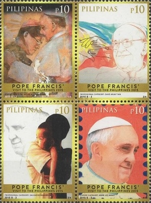 [Pope Francis Visit the Philippines, Typ ]