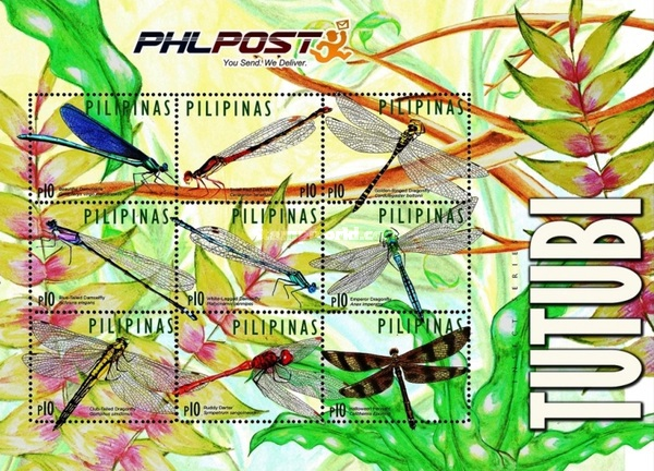 [Dragonflies of the Philippines, Typ ]