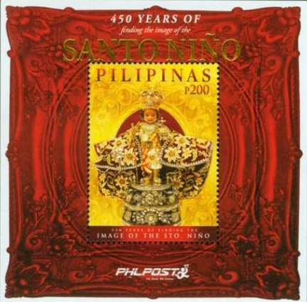 [The 3450th Anniversary of Santo Niño - Hope of the People, Typ ]