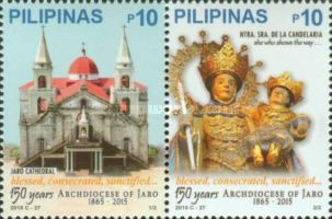 [The 150th Anniversary of the Archdiocese of Jaro, Typ ]