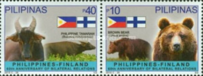 [The 60th Anniversary of Diplomatic Relations with Finland, Typ ]