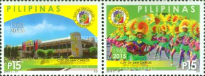 [San Carlos City - The 55th Charter Day, Typ ]