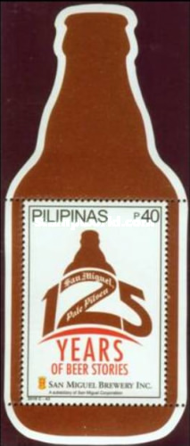 [The 125th Anniversary of San Miguel Brewery, Typ ]