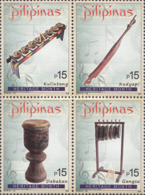 [National Heritage Month - Traditional Musical Instruments, Typ ]