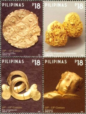 [Treasures of the Philippines - Gold of Ancestors Exhibition, Typ ]
