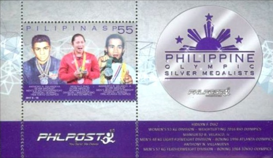 [Philippine Olympic Silver Medalists, Typ ]