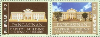 [The 100th Anniversary of Pangasinan Capitol Building, Typ ]