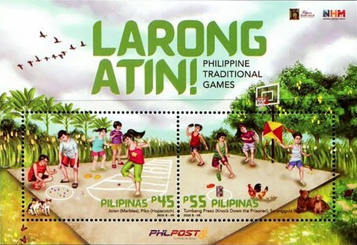 [Traditional Games - Larong Atin, type ]