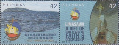 [The 500th Anniversary of Christianity, type ]