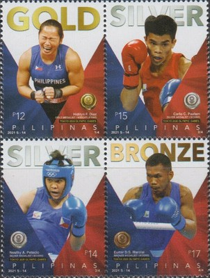 [Team Pilipinas - Tokyo 2020 Olympic Games Medalists, type ]