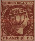 [Spanish Colony - Queen Isabella II, type A1]