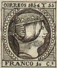 [Queen Isabella II - Not Issued, Typ A3]