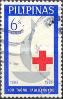 [The 100th Anniversary of International Red Cross, Typ AAC]