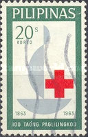 [The 100th Anniversary of International Red Cross, type AAD]
