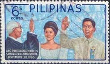 [Inauguration of President Marcos, Typ ABN1]