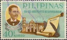 [The 100th Anniversary of the Birth of Felipe G. Calderon (Lawyer and Author of Malolos Constitution), Typ ACO2]